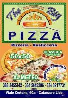 Foto del menù di THE BIG PIZZA