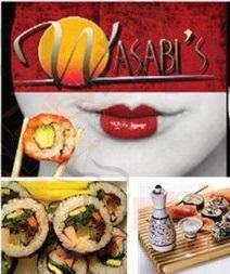 WASABI'S JAPANESE EXPERIENCE  Catanzaro Squillace menù 1 pagina