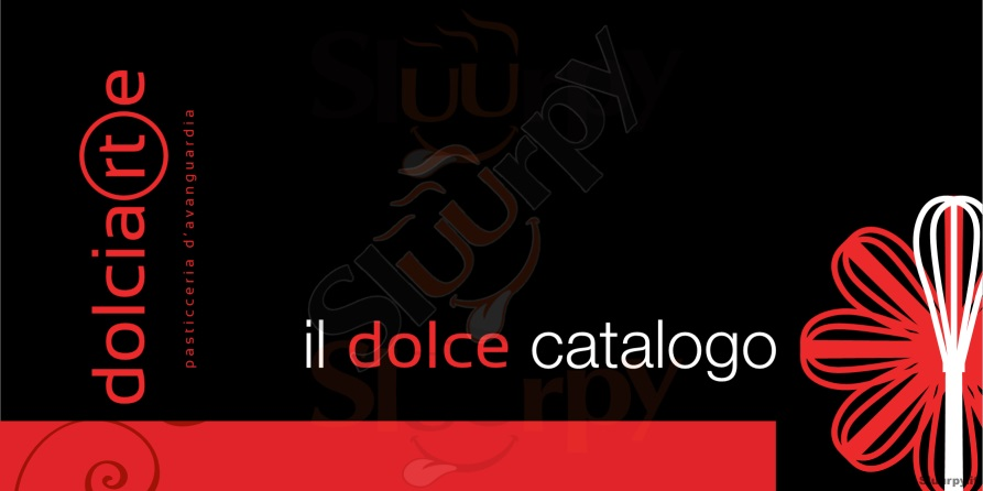 DOLCIARTE Avellino menù 1 pagina