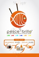 Menu PESCE BRILLO