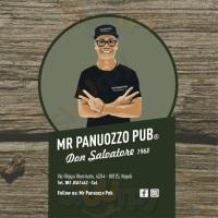 Menu Mr Panuozzo