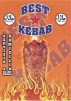 Menu BEST KEBAB