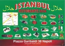 Menu ISTANBUL, Piazza Garibaldi, 38