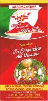 Foto del menù di DA MICHELE