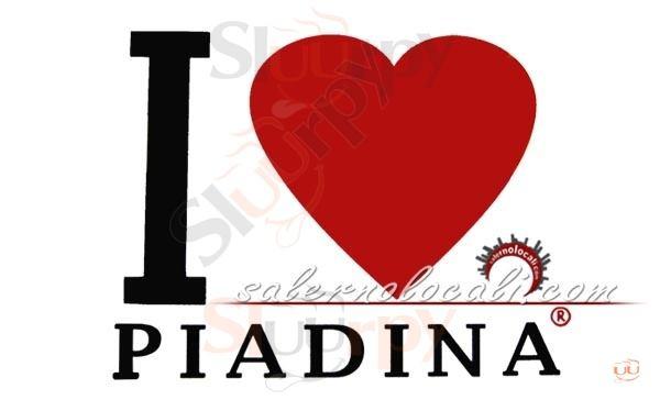 I LOVE PIADINA Salerno menù 1 pagina