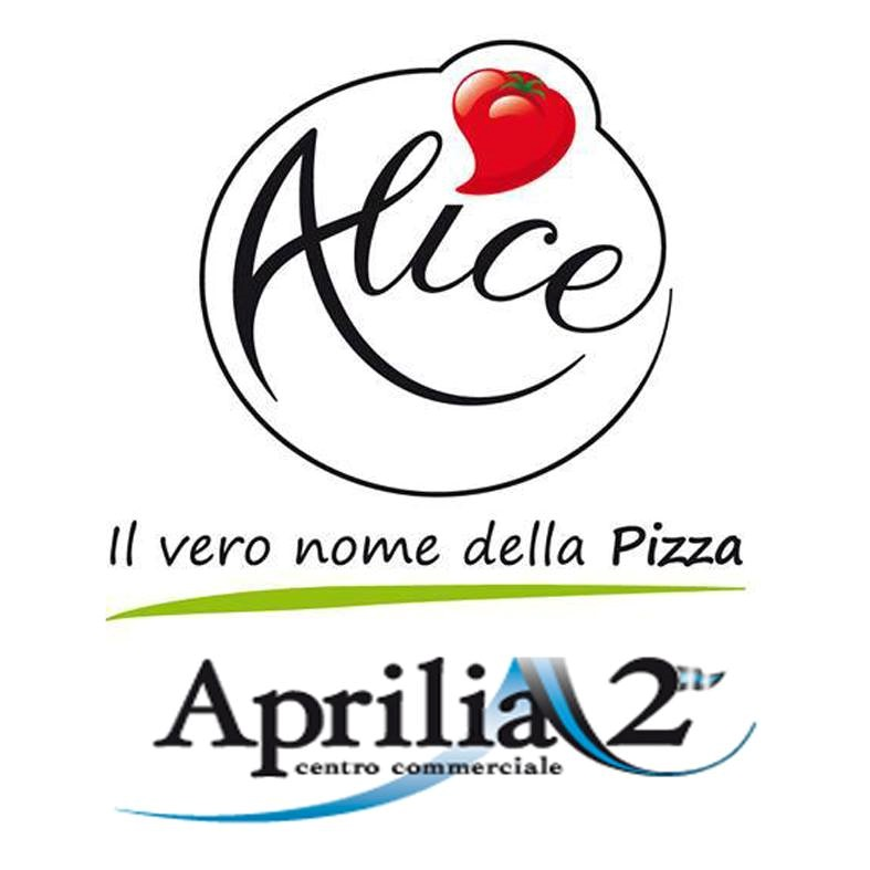 Alice - Aprilia Aprilia menù 1 pagina
