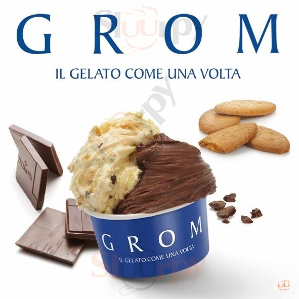 Grom - Parma Parma menù 1 pagina