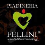 Menu PIADINERIA FELLINI - Sanremo