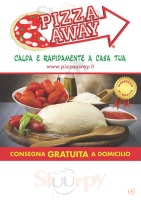 Menu PIZZA AWAY - Gravellona Toce