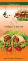 Foto del menù di SHOCK KABAB - Palermo