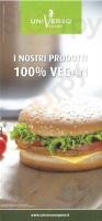 Menu Universo Vegano - Cesena
