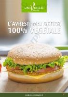 Menu Universo Vegano - Udine