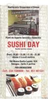 Menu Sushi Day