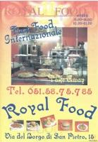 Menu ROYAL FOOD