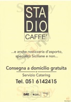 Menu STADIO CAFFE'