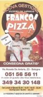 Menu FRANCO PIZZA