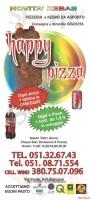 Menu HAPPY PIZZA