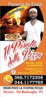 Menu Il Pirata Della Pizza