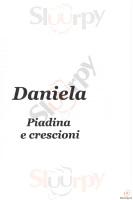Menu DANIELA
