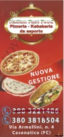 Menu ITALIAN FAST FOOD
