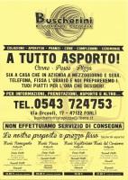 Buscherini, Forlì