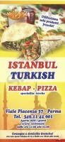 Menu Best Istanbul Pizza & Kebap