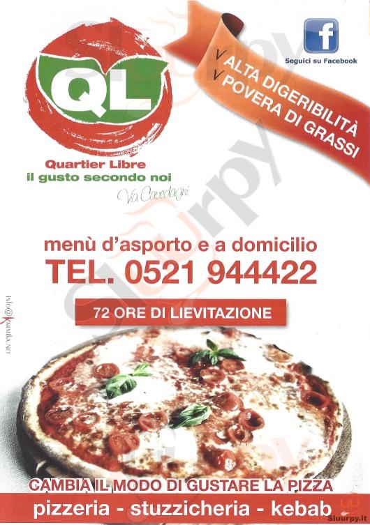 QL Parma menù 1 pagina