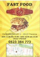 Menu ROYAL BURGER