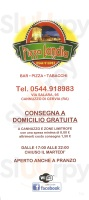 Menu Pizza Landia