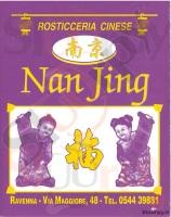 Menu NAN JING