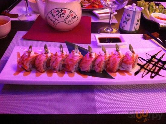 Kobe sushi restaurant