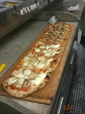 Più di un metro di pizza al TorrettaPizza !!!!