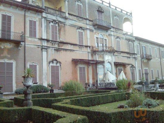 Ristorante Il Conte Di Villa Cagnola