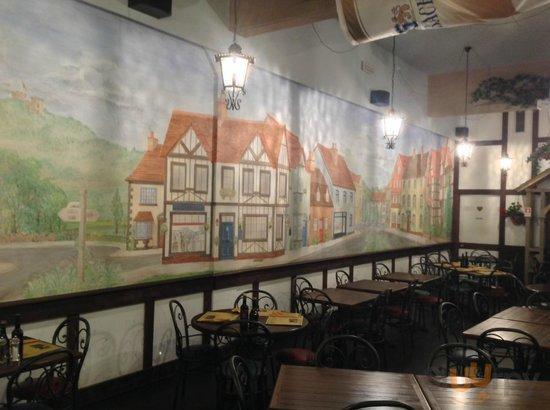 The Corner Restaurant Cafè