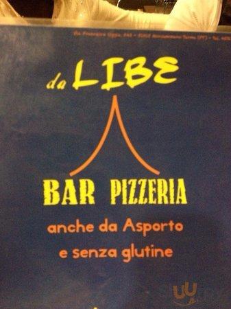 Bar Pizzeria da Libe