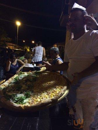 Maxi pizza bigusto