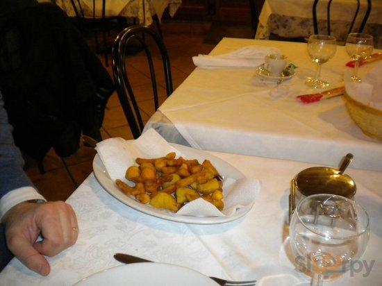 Frittura di verdure pastellate