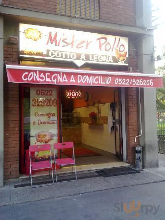 Mister Pollo Reggio Emilia