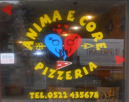 la pizza-top a reggio emilia!