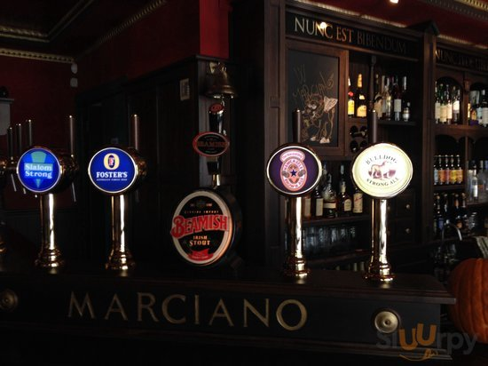 Vasta e Buonissima scelta di birra al Marciano!