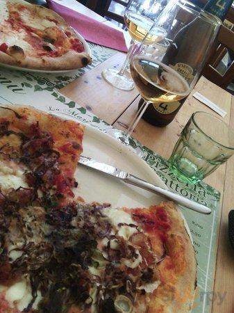 La pizza!!