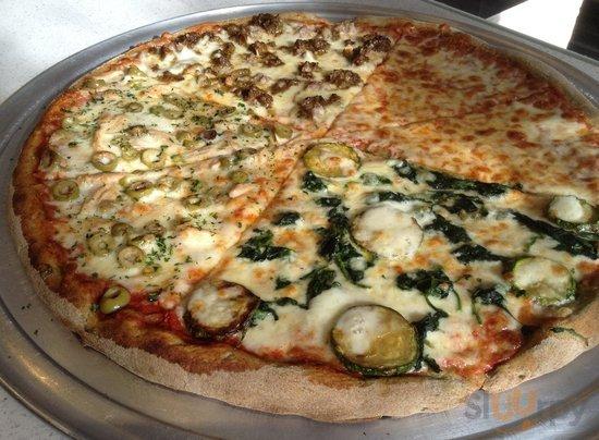 Pizza con Farina di Canapa Bio