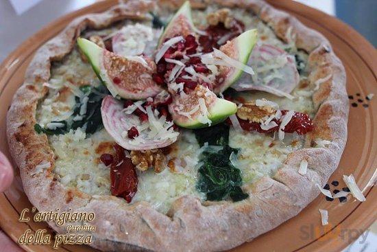 una delle nostre pizze speciali