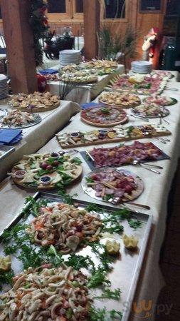 Bellissimo buffet