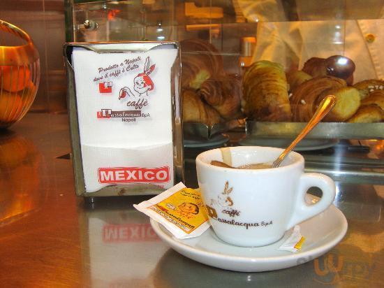 single shot @ Caffe Mexico