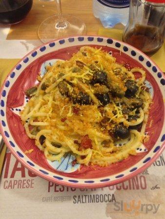 Spaghetti Alla Gualanegna