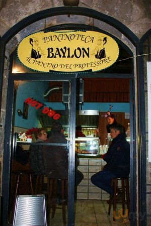 Baylon Il Panino Del Professore