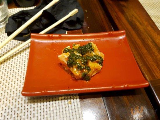 00Chef tartare spicy sake