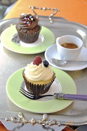 Ginger - Tea & Cakes