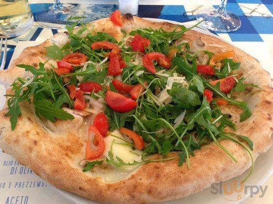 Pizzeria Cucina di mare Marinato